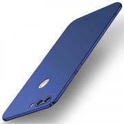 MOFI voor Huawei genieten van 7S / P Smart PC ultra dunne rand volledig ingepakt beschermhoes Back-Cover(Blue)
