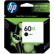 Cartucho HP 60XL-Negro