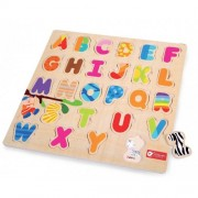 Classic World Alphabet Puzzle