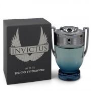 Invictus Aqua Eau De Toilette Spray By Paco Rabanne 1.7 oz Eau De Toilette Spray