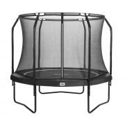 Salta Premium Black trampoline met veiligheidsnet ⌀244 cm