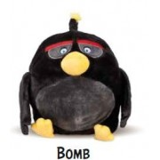 INNOLIVING Spa Angry Birds Bomb Peluche Risc