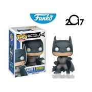 Earth 1 batman Funko pop dc super heroes exclusivo 2017 incluye bolsa pop para regalo