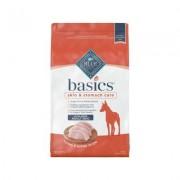 Blue Buffalo Basics Limited Ingredient Diet Turkey & Potato Recipe Large Breed Adult Dry Dog Food, 24-lb bag