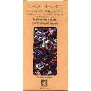 Ciocolata cu Coacaz Negru Burgundia 100gr ChocFleur