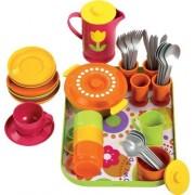 Gowi Toys Austria Tea Service (40-Piece) by Gowi Toys Austria