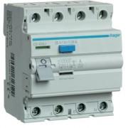 Intreruptor diferential 4P 25A, 30mA, AC Hager CD426J (HAGER)