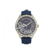 GUESS Time To Give W0023L5 BlueSilver ToneBlue