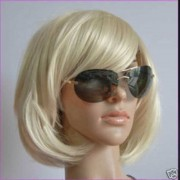 Paruka Jessica blond 613 - mikádo - Světové Zboží