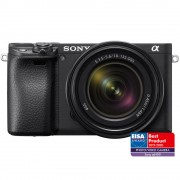 Sony Alpha A6400 Kit Aparat Foto Mirrorless 24.2 MP cu Obiectiv 18-135mm