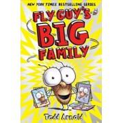 Fly Guy's Big Family, Hardcover/Tedd Arnold