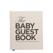 The Tiny Universe The Baby Guest Book No