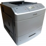 Impresora Laser Lexmark T652dn 30G0200 50ppm Red Y Usb-Gris