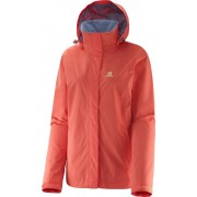 Salomon Elemental AD Jacket Lady Coral L