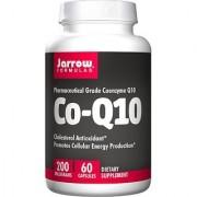 Jarrow Formulas Co-Q10 Promotes Cellular Energy Production 200 mg 60 Caps