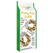 Eros Furry Fun Cuffs Handboeien Leopard