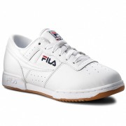 Сникърси FILA - Original Fitness 1VF80172.150 White/Fila Navy/Fila Red
