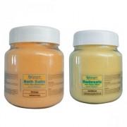 Sare de baie cu minerale de la Marea Moarta Relaxan, Menta, 1000 gr