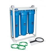 Aquafilter High központi víztisztító szűrőbetétekkel