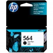 Cartucho de Tinta HP 564-Negro