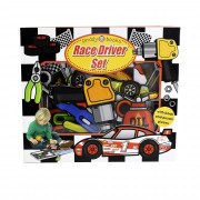 Priddy Books Race Driver Set - Ages 0-5 - Board Book - Priddy Books