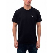US Polo ASSN Herren T-Shirt US Polo ASSN, schwarz