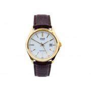 Reloj Analógico Hombre Casio MTP-1183Q-7A - Marrón con Blanco