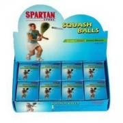 Топка за скуош - бяла, Spartan, S2448-white