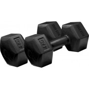 Iron Gym FIXED HEX DUMBBELL 4KG PAIR