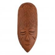 Tuinland Muurdeco Masker Terra 15x6x43cm