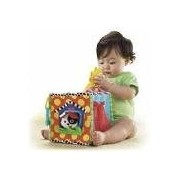 Fisher Price Pop Up Activity Block