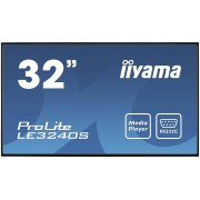 IIYAMA ProLite LE3240S-B1 32 Classe ( 31.5 visualizzabile ) display LED segnaletica digitale 1080p (Full HD) nero