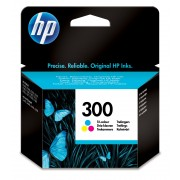 HP 300 Tri-Colour Ink Cartridge Use in selected Deskjet printers