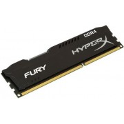 Memorija Kingston 4 GB DDR4 2666 MHz HyperX Fury Black, HX426C15FB/4