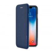 SBS Mobile Polo Book Case iPhone X/XS - Blauw