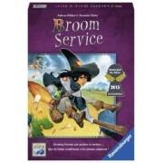 Joc Broom Service.Rivalii fermacati aleg 4 din 10 carti de rol.