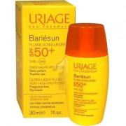 Uriage Laboratoires Dermatologique Bariesun spf50+ Fluido ultraleggero 30ml