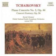 P.I. Tchaikovsky - Piano Concert No.2 Op.44 (0730099582025) (1 CD)