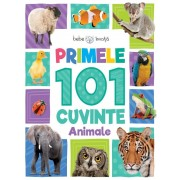 Bebe invata. Primele 101 cuvinte. Animale