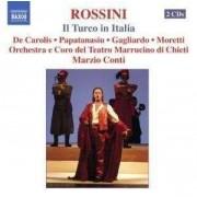 G Rossini - Il Turco In Italia (0730099618328) (2 CD)