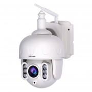 Sh028 3.0Mp Cámara Ip Exterior Impermeable Zoom Óptico 5X Cámara Wifi