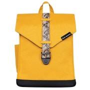 Bold Banana Original Backpack Rugzak 15.6'' Yellow Mamba