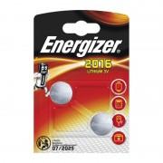 Energizer Pile Energizer CR2016 au lithium Blister 2 U - Energizer