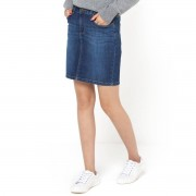 La Redoute Collections Jeansrock, Five-Pocket, Stretch