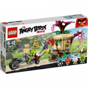 LEGO Angry Birds: Bird Island Egg Heist (75823)