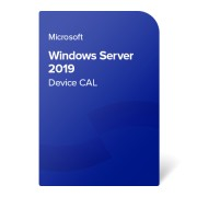 Microsoft Windows Server 2019 Device CAL, R18-05767 електронен сертификат