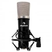 Auna CM003 Micrófono de condensador XLR araña