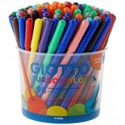 Giotto Turbo color barattolo 96 pennarelli 5215