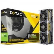 Placa video Zotac GeForce GTX 1080 Ti AMP Extreme Core Edition 11GB GDDR5X 352-bit, ZT-P10810F-10P