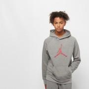 Jordan Junior Jumpman Logo Pullover - Grijs - Size: Medium; male